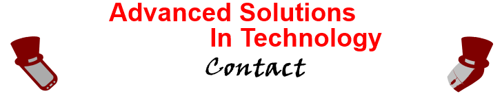 Contact Advanced Solutions In Technology, LLC in Waupun for PC and Computer Repaire Services